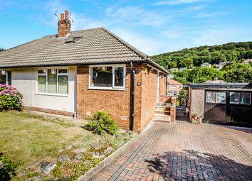 Thumbnail 2 bedroom semi-detached bungalow for sale in Heathdale Avenue, Birkby, Huddersfield