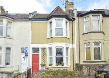 Thumbnail 3 bed terraced house for sale in Sturdon Road, Ashton, Bristol