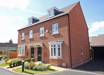 "Thumbnail 3 bed end terrace house for sale in ""Kennett"" at Atherstone Road, Measham, Swadlincote"