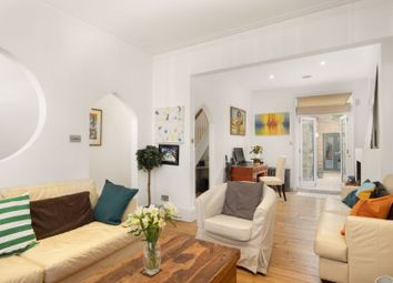 Becklow Road, London W12. 3 bed terraced house