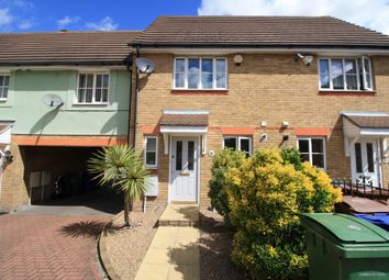 Thumbnail 2 bed semi-detached house for sale in Plymouth Road, Chafford Hundred, Grays