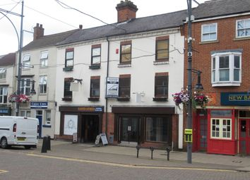 Thumbnail Retail premises for sale in Edwards Centre, Regent Street, Hinckley