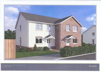 Thumbnail 3 bed semi-detached house for sale in Glanfryn Court, Drefach, Llanelli