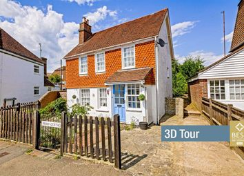 Thumbnail 2 bed cottage for sale in Gardner Street, Herstmonceux, Hailsham