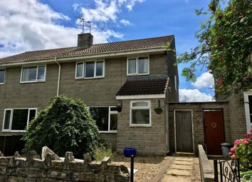 Thumbnail 3 bed semi-detached house for sale in The Glebe, Stowey Road, Fivehead, Somerset