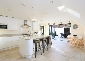 Thumbnail 4 bed property to rent in Pursers Cross Road, London