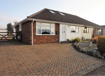 Thumbnail 2 bed bungalow for sale in St. Andrews Gardens, Shepherdswell
