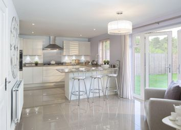"Thumbnail 4 bedroom detached house for sale in ""Shelbourne"" at Chalton Lane, Clanfield, Waterlooville"