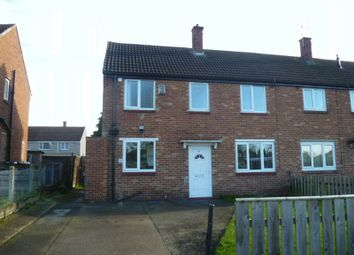 Thumbnail 3 bed semi-detached house to rent in Murphy Crescent, Bishop Auckland