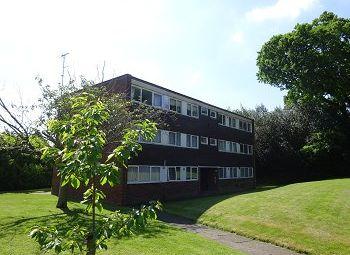 Thumbnail 2 bed flat for sale in Cedarhurst, Harborne, Birmingham