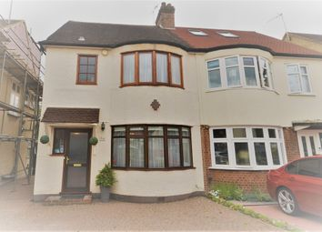 Thumbnail 3 bed semi-detached house for sale in Vineyard Avenue, Mill Hill