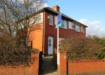 Thumbnail 2 bed semi-detached house for sale in Coronation Road, Standish Lower Ground, Wigan