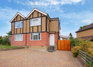 Maxwell Close, Mill End, Rickmansworth WD3. 3 bed semi-detached house