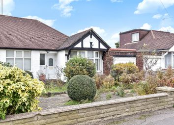 Thumbnail 3 bed semi-detached bungalow for sale in Haslemere Avenue, Barnet
