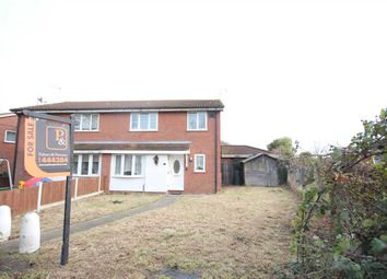 Thumbnail 2 bed end terrace house for sale in Archery Fields, Clacton-On-Sea