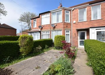Thumbnail 3 bed terraced house for sale in Sewerby Road, Bridlington