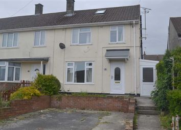 Thumbnail 3 bedroom semi-detached house to rent in Elborough Road, Swindon