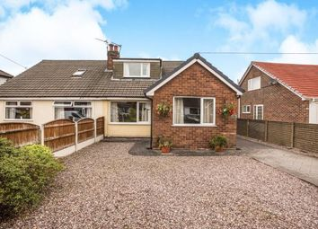 Thumbnail 4 bed bungalow for sale in Lever House Lane, Leyland, Preston, Lancashire