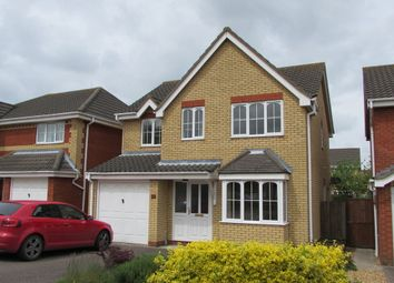 Thumbnail 4 bedroom detached house to rent in Scholars Walk, Diss, Norfolk