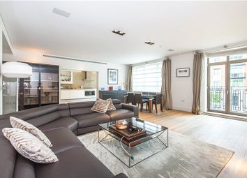 Thumbnail 3 bed flat for sale in Atkins Lodge, Thornwood Gardens, London