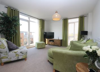 Thumbnail 2 bed flat to rent in Firepool Lock, Taunton