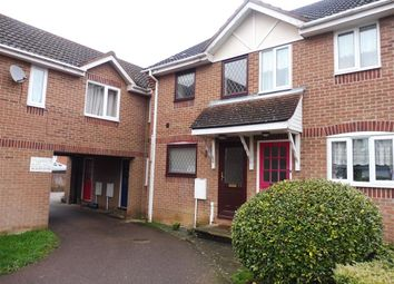 Thumbnail 2 bed terraced house to rent in Aldrich Way, Roydon, Diss