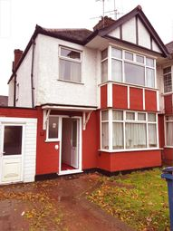 Thumbnail 3 bed semi-detached house to rent in Headstone Gardens, North Harrow, Harrow