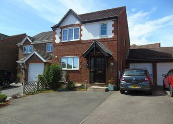 Thumbnail 4 bed detached house for sale in Swale Close, Stone Cross, Pevensey