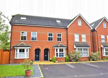 Thumbnail 4 bed town house for sale in Dashwood Close, Camberley, Surrey