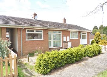 Thumbnail 1 bed terraced bungalow for sale in Featherstone Court, Toftwood