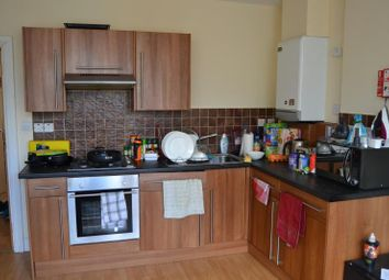 Thumbnail 2 bed flat to rent in Richmond Cresent, Cardiff
