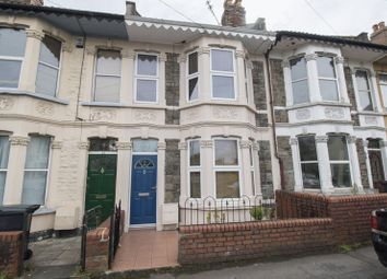 Thumbnail 3 bed terraced house for sale in Victoria Avenue, Redfield, Bristol