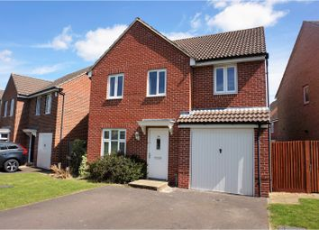 Thumbnail 4 bed detached house for sale in Wellstead Way, Hedge End