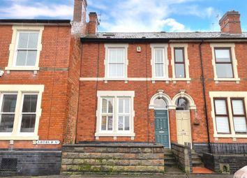 4 bed terraced house for sale in Arthur Street, Derby, Derbyshire DE1