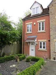 Thumbnail 4 bed town house to rent in Fieldside, Thorne