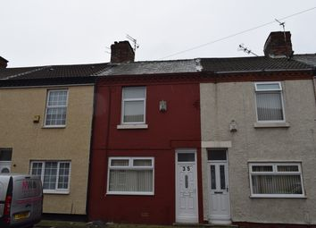 Thumbnail 2 bed terraced house to rent in Prior St, Liverpool