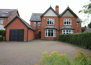 Thumbnail 5 bed semi-detached house to rent in Station Road, Mickleover, Derby