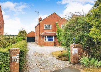 4 bed detached house for sale in Main Street, Askham Bryan, York YO23