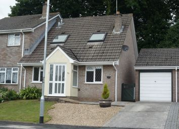 Thumbnail 3 bed semi-detached bungalow to rent in Trevanion Road, Liskeard