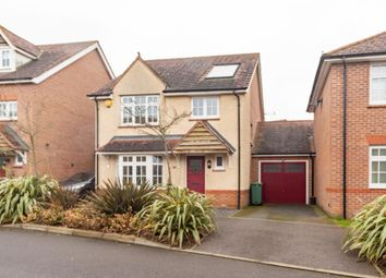 Thumbnail 4 bedroom detached house to rent in Keele Avenue, Maidstone