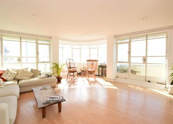 Thumbnail 3 bed flat for sale in Kings Road, Brighton, East Sussex
