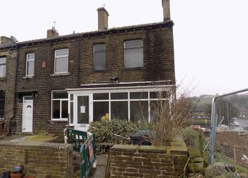 Thumbnail 1 bedroom terraced house for sale in West Avenue, Allerton, Bradford