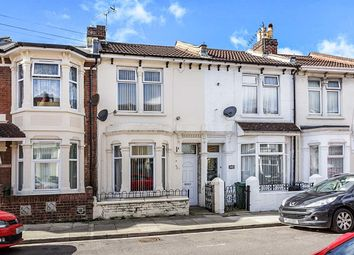 Thumbnail 3 bed terraced house for sale in Monmouth Road, Portsmouth