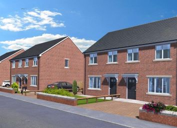 Thumbnail 3 bed semi-detached house for sale in Plot 6, Whingate Road, Leeds, West Yorkshire