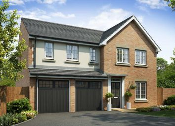 "Thumbnail 5 bedroom detached house for sale in ""Lavenham - Plot 126"" at Bryony Road, Hamilton, Leicester"