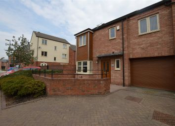 Thumbnail 4 bed terraced house for sale in Warren House Road, Allerton Bywater, Castleford, West Yorkshire