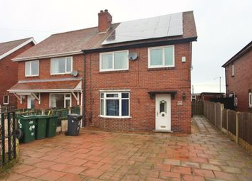 Thumbnail 4 bed semi-detached house for sale in Newfield Crescent, Wath-Upon-Dearne, Rotherham
