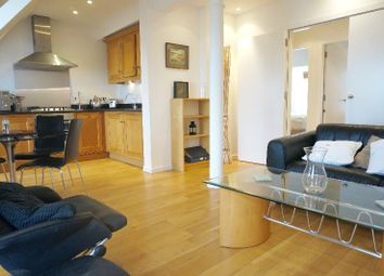Thumbnail 2 bed flat to rent in Young Street Lane South, New Town, Edinburgh