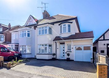 Thumbnail 4 bed semi-detached house to rent in Olive Avenue, Leigh On Sea, Essex