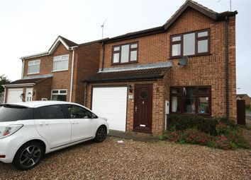 Thumbnail 3 bedroom detached house for sale in Alder Road, Sleaford
